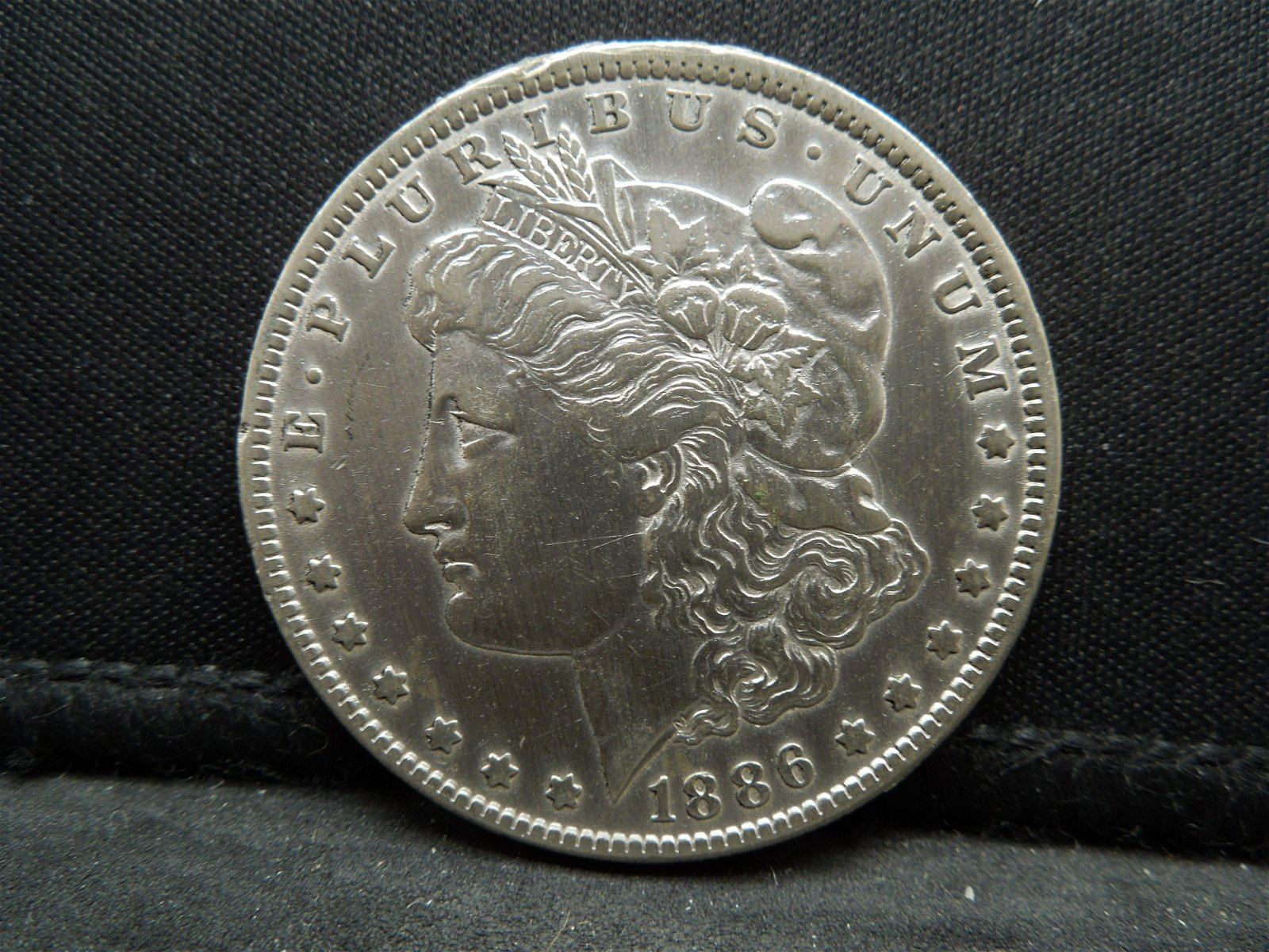1886 O Morgan Dollar Strong Details Cleaned