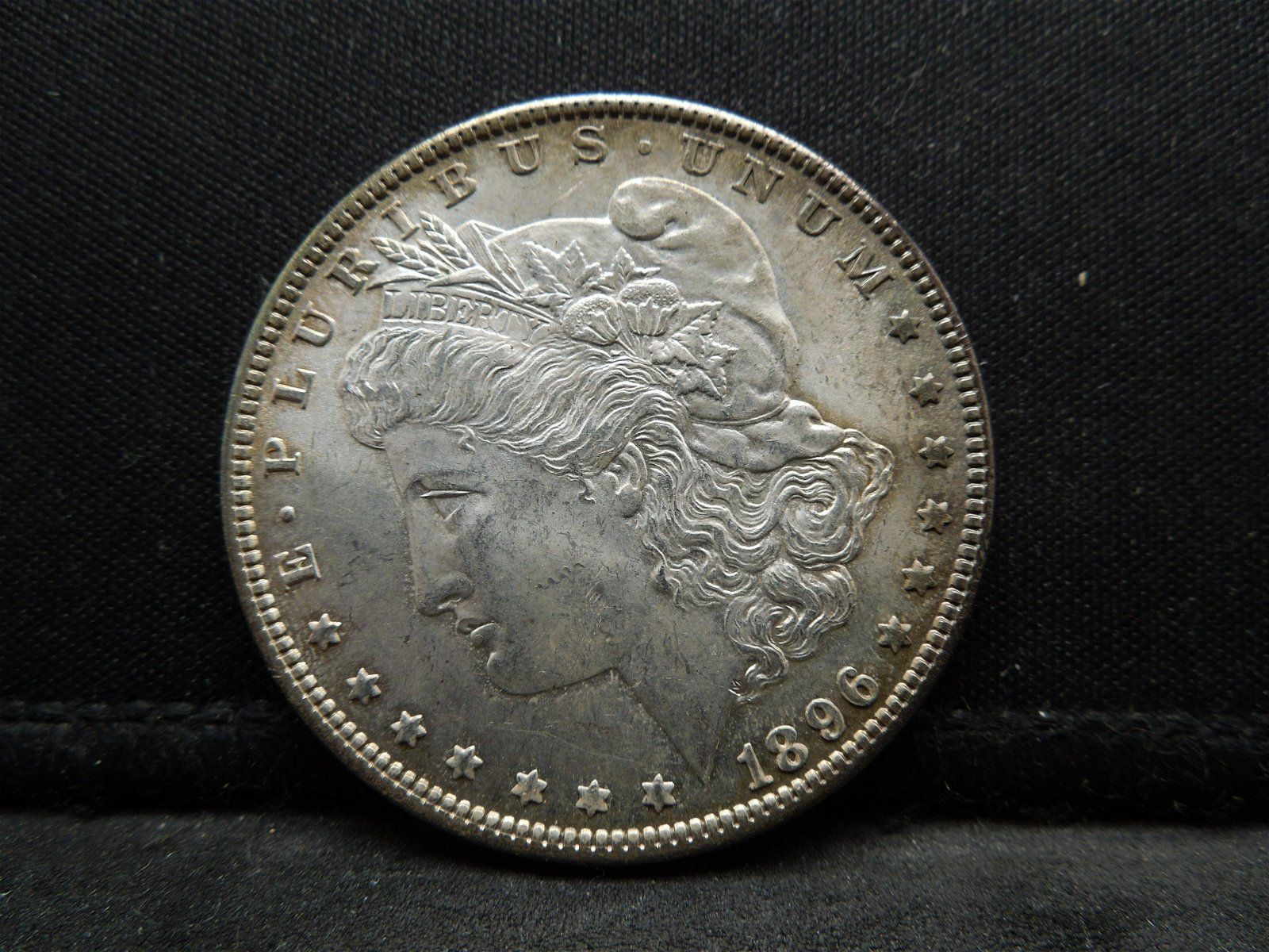 1896 Morgan Dollar Crisp BU