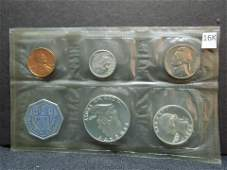 1963 United States 5-Coin Proof Sets With Original