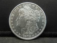 1879 Morgan Dollar Strong Details Better Date
