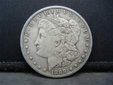 "1899 Micro ""O"" Morgan Dollar"