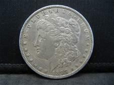 1897 O Morgan Dollar Strong Details Better Date