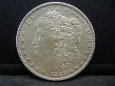 1886 O Morgan Dollar Strong Details Better Date