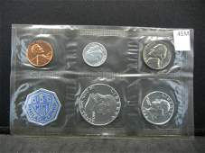 1963 United States 5-Coin Proof Set With Original