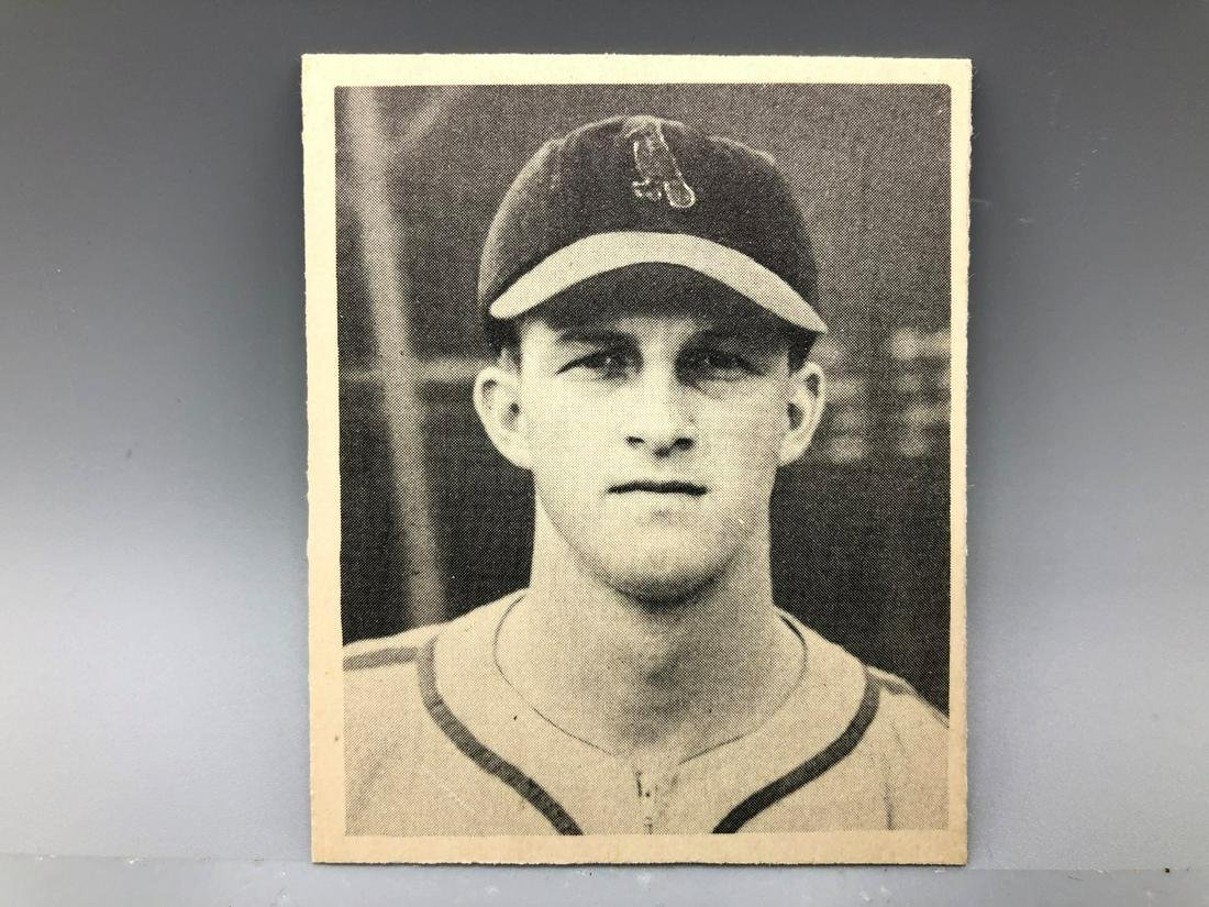 1948 Bowman Stan Musial #36 Rookie Hand Cut From A