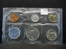 1962 United States 5-Coin Proof Set With Original