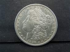 1896 O Morgan Dollar Strong Details Better Date