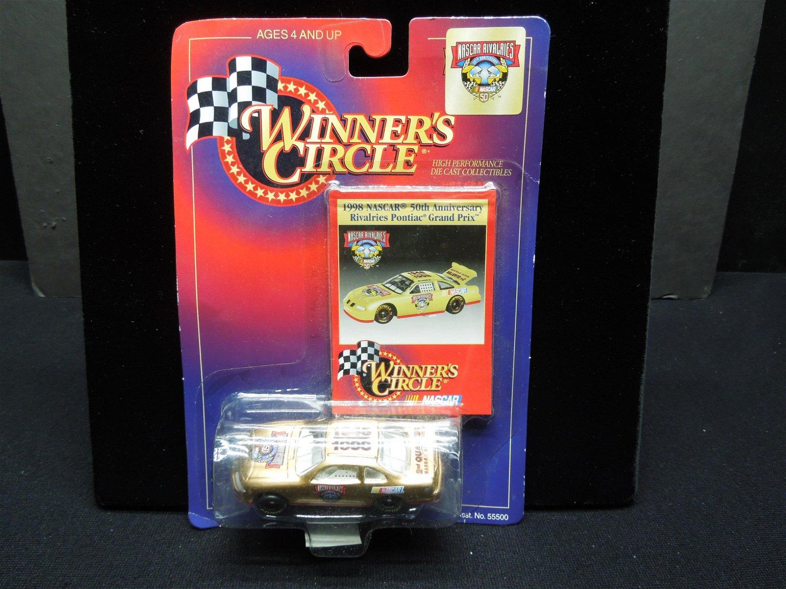 1998 50th Anniversary Rivalries Pontiac - Grand Prix -