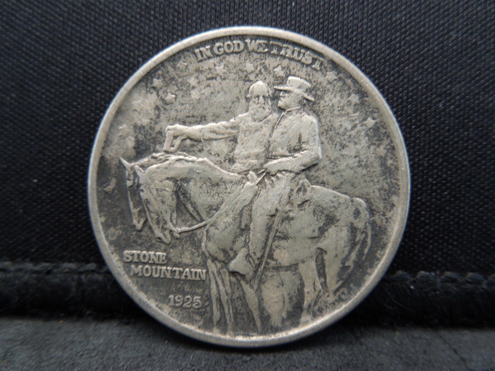 1925 Stone Mountain Half Dollar Commemorative