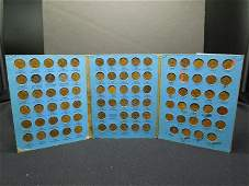 Complete 194164 Lincoln Cents Set Plus Extra Wheat