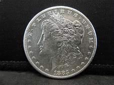 1883 S Morgan Dollar Strong Details Better Date