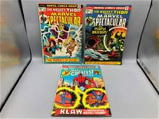 Misc Marvel Comics Lot - Marvel Spectacular #2 & 5 &