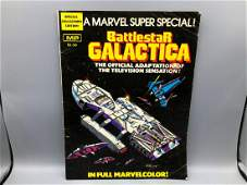 Marvel Treasury Size Battlestar Galactica Super Special