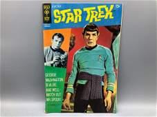 Star Trek #9 (Gold Key, Feb 1971) - Mr. Spock & Captain