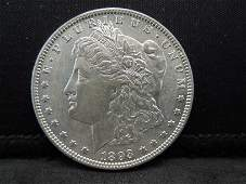 1893 O Morgan Dollar Great Details Key Date