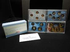 2009 United States 18-Coin Proof Set, With Original
