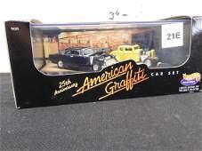 Hot Wheels Collectible 25th Anniv. American Graffiti