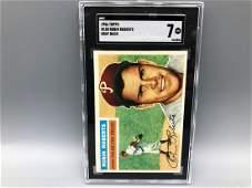 1956 Topps Robin Roberts 180 SGC 7 NM