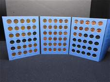 Whitman Coin Folder of Lincoln Memorial Cents 1975