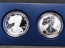 2012-S US Mint American Eagle San Francisco Two-Con