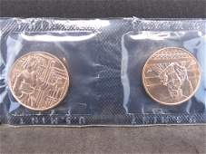 2010 First Spouse Bronze Medal Series:  Fillmore,