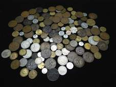170 Pounds Mixed World Coins Lots of British Large