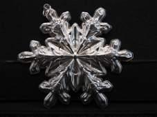 1973 Gorham Sterling Silver Christmas Ornament - 23.1