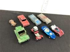Lot of Vintage Toy Cars  Hot Wheels Redlines Dinky