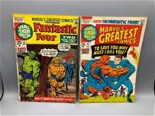 Marvels Greatest Comics 29  32  Fantastic Four