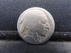 Hobo Nickel  3 Legger  Enhanced Buffalo