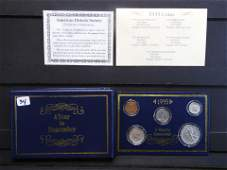 'A Year to Remember' - 1935 Box Coin Set