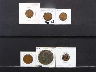 Random Coin Collection - With Canadian Gold