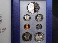 1993 U.S. Bill of Rights Prestige 7 Coin Proof Set
