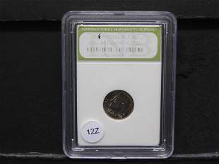 1986-P Brilliant Uncirculated Roosevelt Dime (Graded by