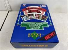 1989 Upper Deck Baseball Unopened Box  Ken Griffey Jr