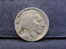 1918-D Buffalo Nickel - Semi Key Date - Nice Coin