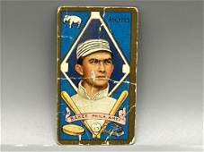 1911 T205 Home Run Baker HOF