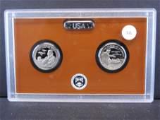 "2021-S Clad Proof Quarters Set.  The famous ""Tuskegee"