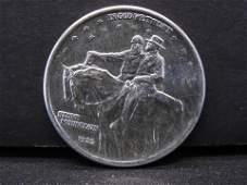 1925 Stone Mountain Commemorative Half Dollar - High