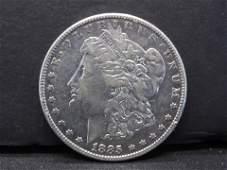 1885 Morgan Dollar - Nice Details