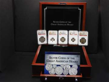 Silver Coins of the Great American Hoard