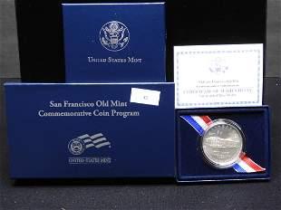 2006-S U.S. Old San Francisco Old Mint Commem.