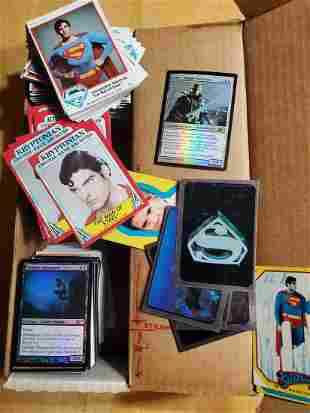 Superman The Movie, Superman II and Magic The Gathering