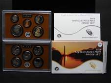 2019-S United States 10-Coin Proof Set With Original