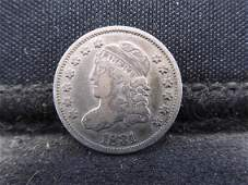 1831 Capped Bust Half Dime VF/XF Tough Type Coin
