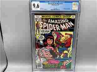 Amazing Spider-Man #178 CGC 9.6 - Green Goblin