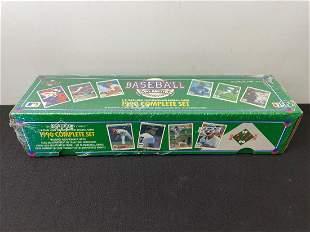 1990 Upper Deck Baseball Factory Sealed Set