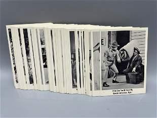 1965 Fleer Gomer Pyle Complete 66 Card Set - Higher