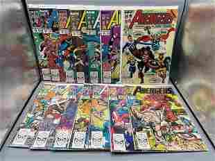 Avengers #300-313 - New Team in #300