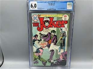 The Joker #1 CGC 6.0